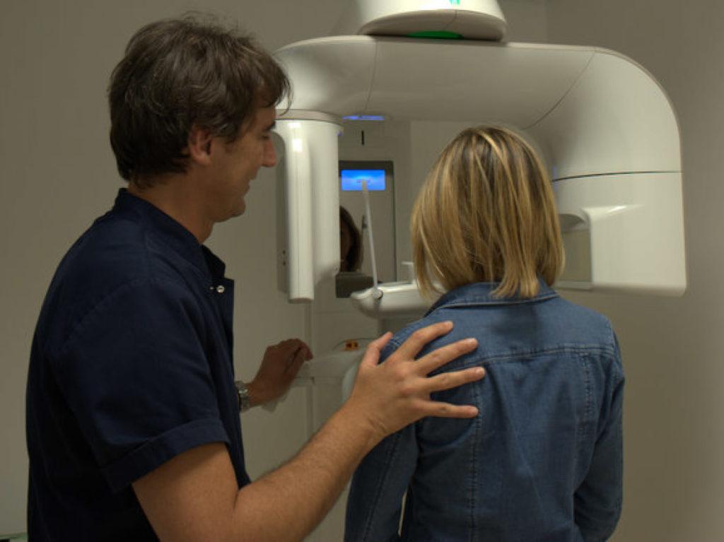 TAC 3D - Una delle tecnologie odontoiatriche presenti nel nostro studio dentistico