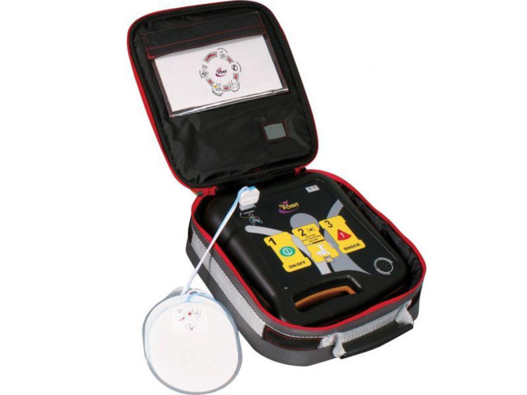 Kit Primo Soccorso: defibrillatore e BLSD