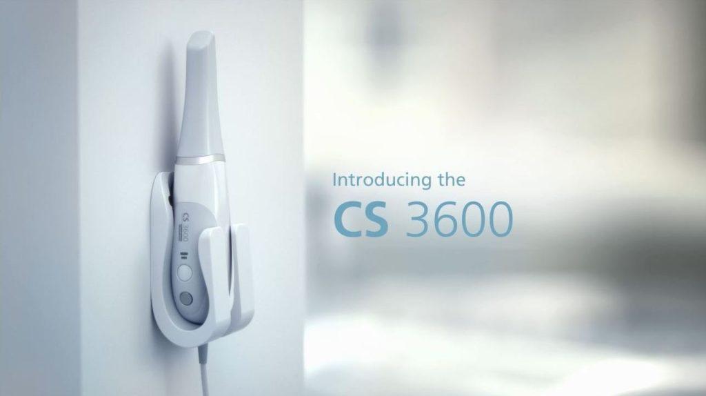 scanner intraorale per il rilevamento delle impronte dentali