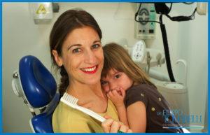 igiene orale nello studio dentistico del Dott. Tomarelli