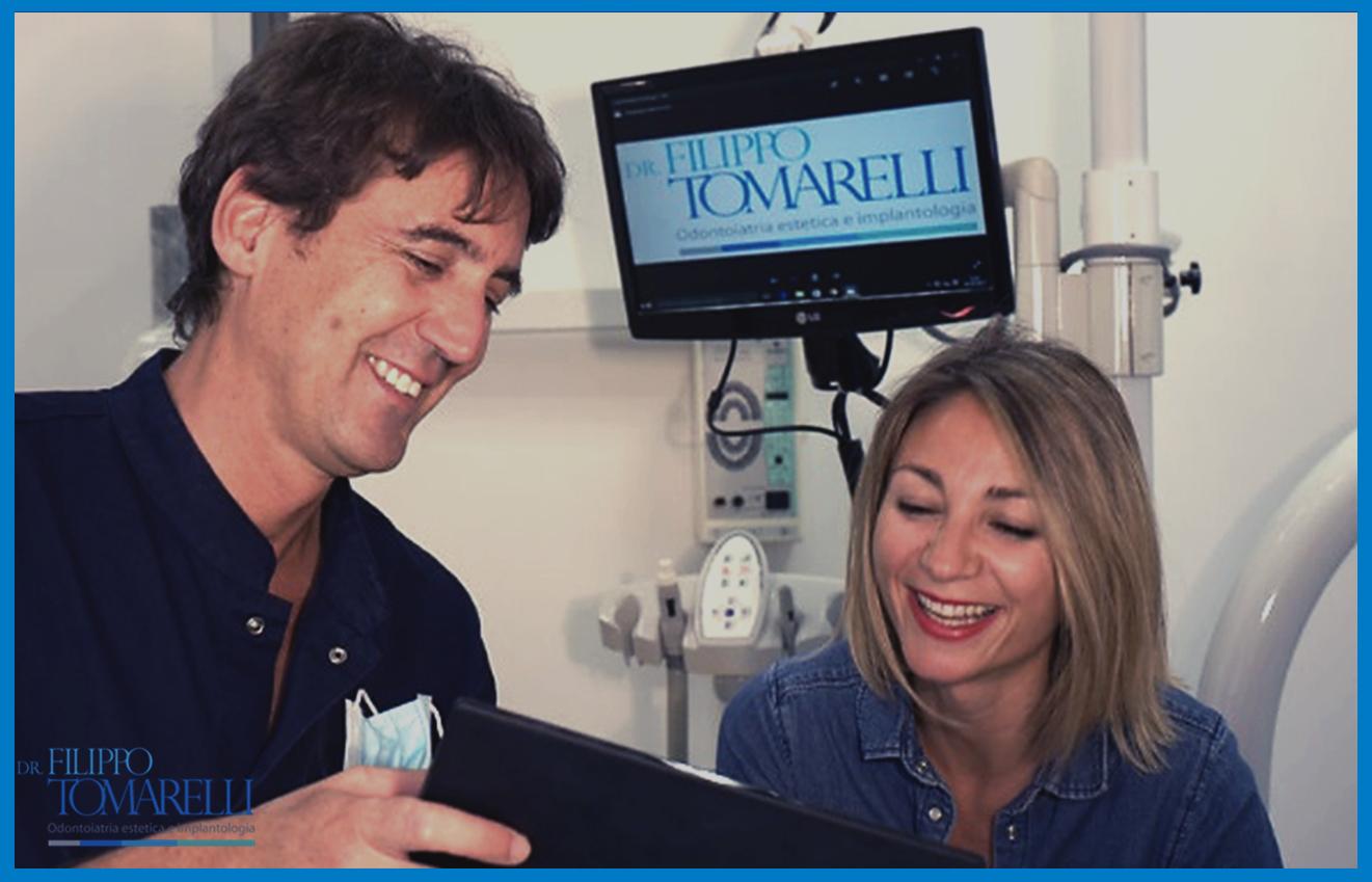 Dott. Filippo Tomarelli, dentista a Roma Nord quartiere Parioli